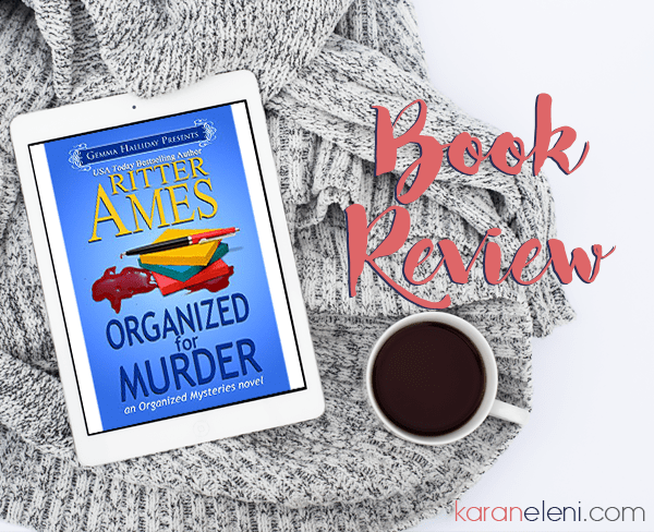 Book Review | Ritter Ames – Organized for Murder