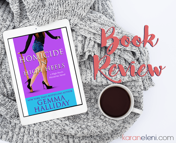 Book Review | Gemma Halliday – Homicide in High Heels