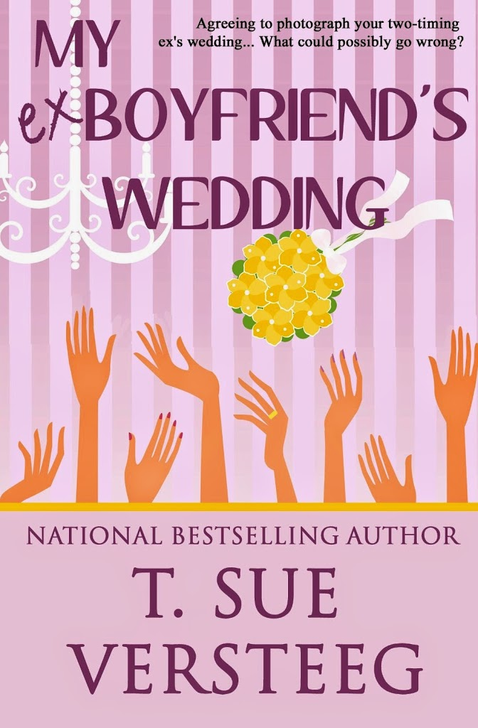 Review: My Ex Boyfriend's Wedding – T. Sue Versteeg