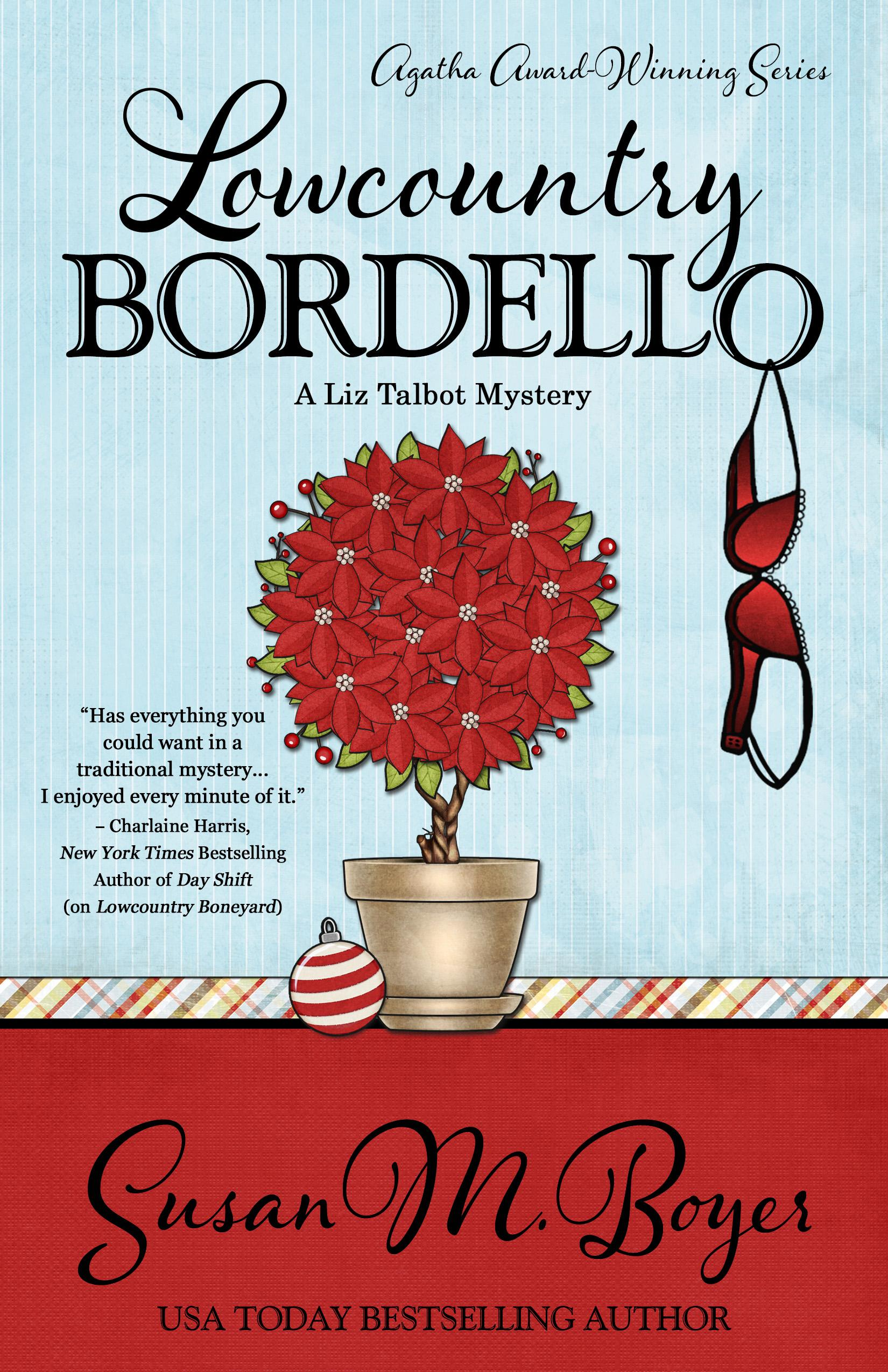 [Book Review & Excerpt] Susan M. Boyer – Lowcountry Bordello