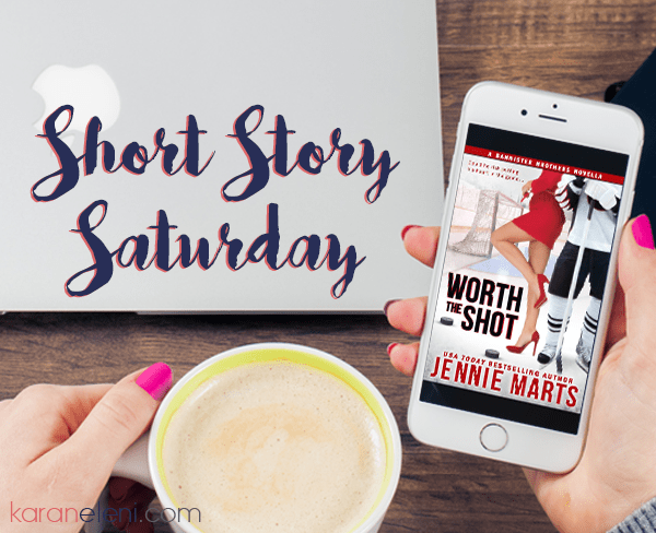 Short Story Saturday | Jennie Marts – Worth the Shot