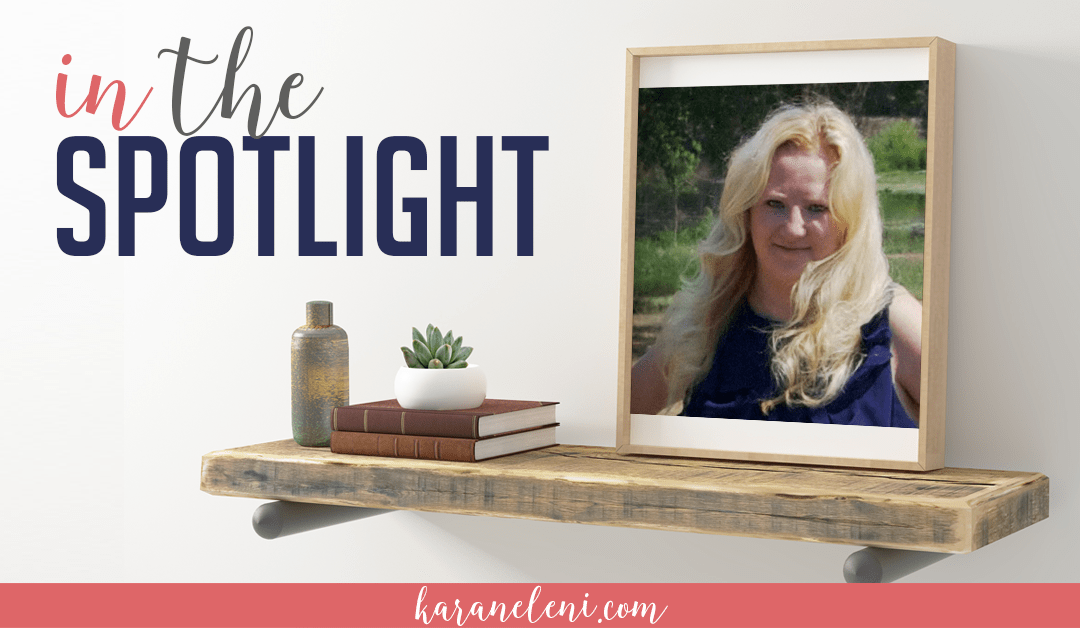 In the Spotlight | Isabella Louise Anderson