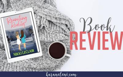 Book Review || Nikki LeClair – Reuniting Reality