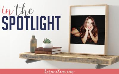 In the Spotlight || Nikki LeClair