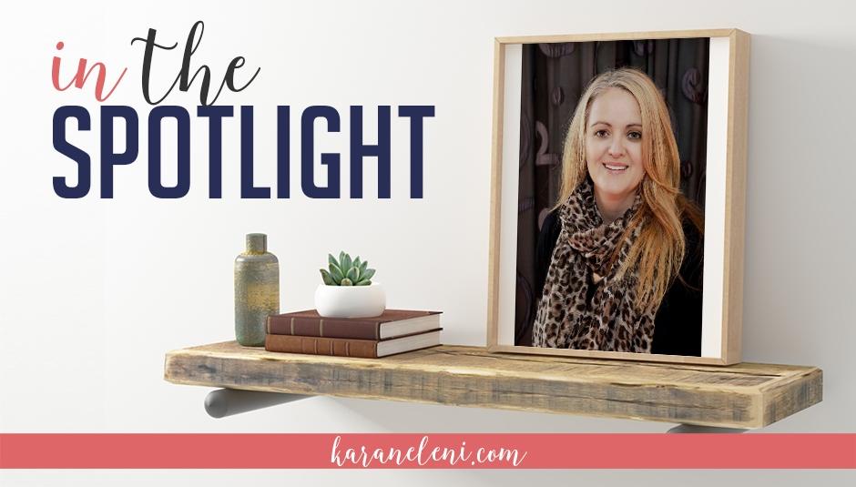 In the Spotlight | Susan Murphy
