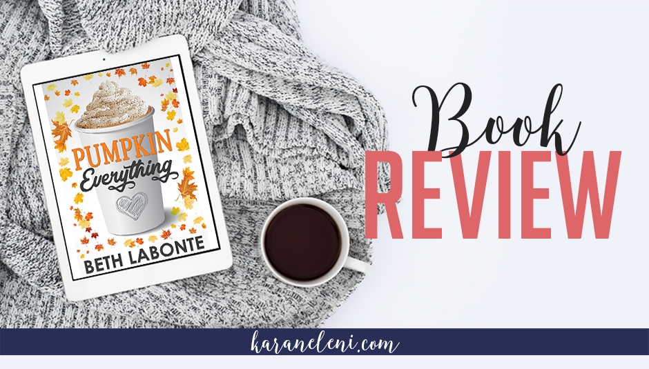 New Release + Book Review || Beth Labonte – Pumpkin Everything