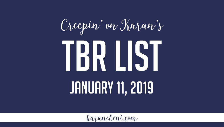 Creepin' on Karan's TBR List #2