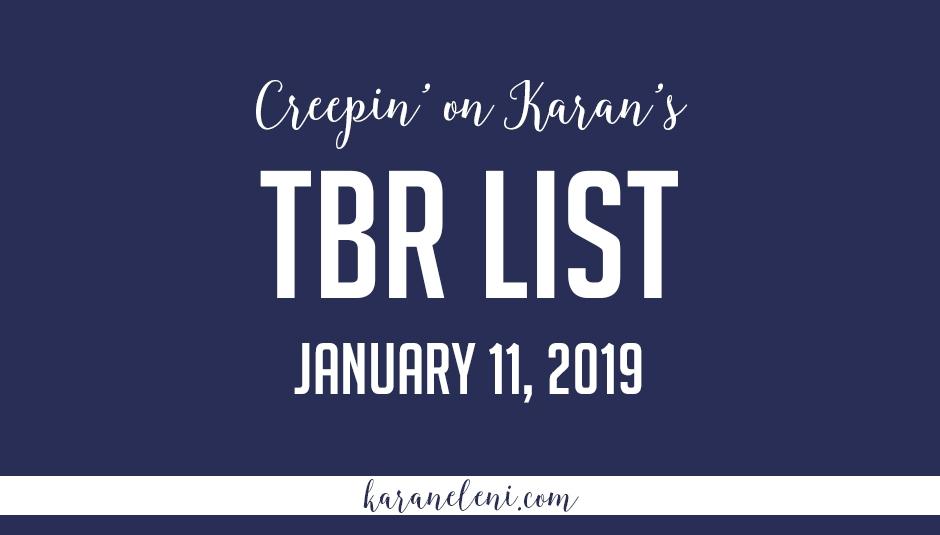 Creepin' on Karan's TBR List #2
